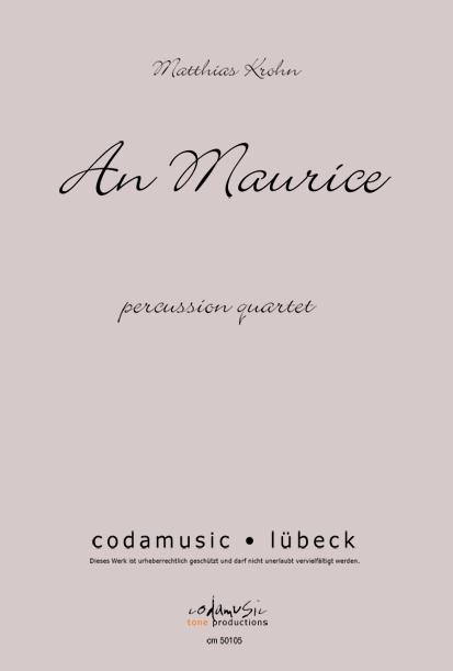 AN MAURICE