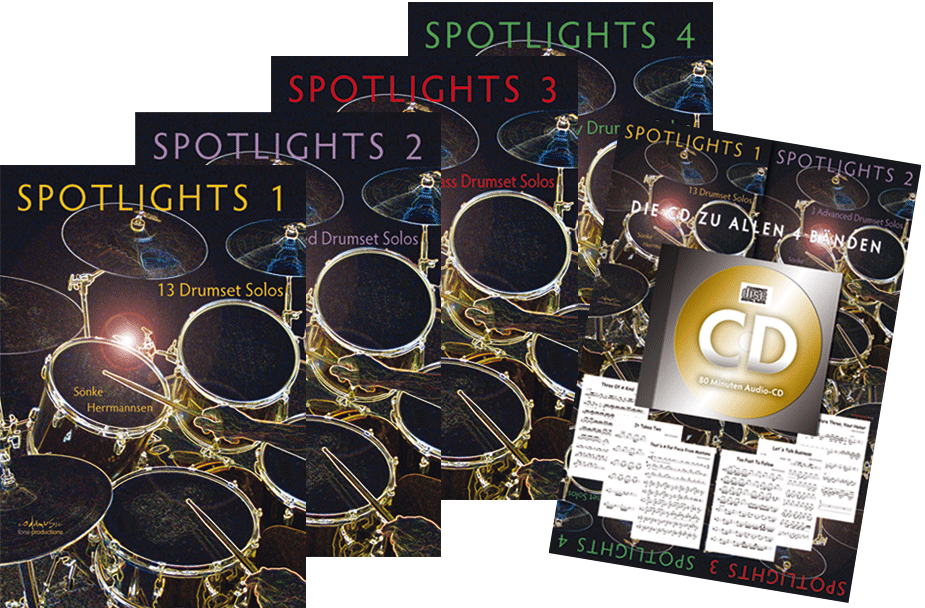 SPOTLIGHTS CD